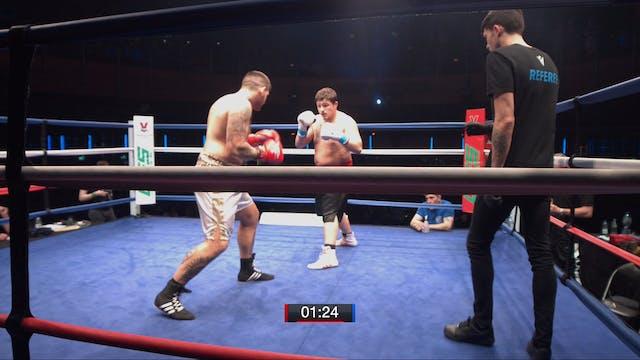 Fight 18: Roy Nightingale vs. Jack Go...