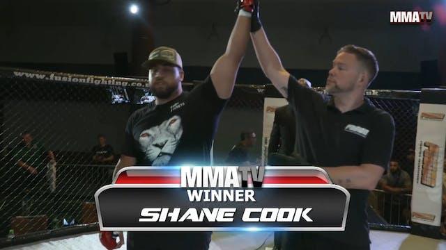 Cyrus Stark VS Shane Cook Fusion 24