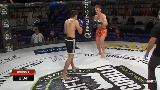5 BFC 58 Nariman Mamedov vs Serhii Poliuha