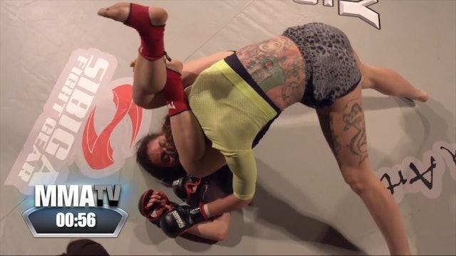 Victory Fights 4 Cecily Davis v Suzanne Wilson