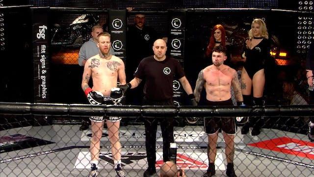 Dan Jones vs Nathan tomkinson: Boxing