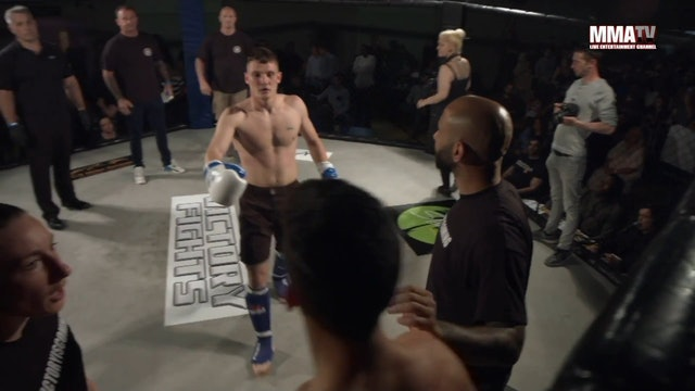 Charlie Harris vs Joey Terroni -Victory Fights