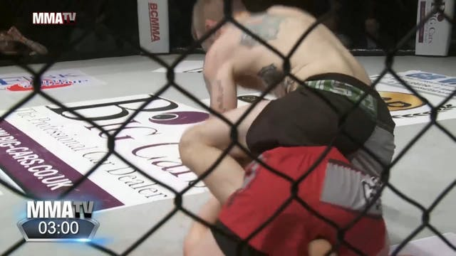#BCMMA17 - Dylan Sheehan vs Mike Jone...