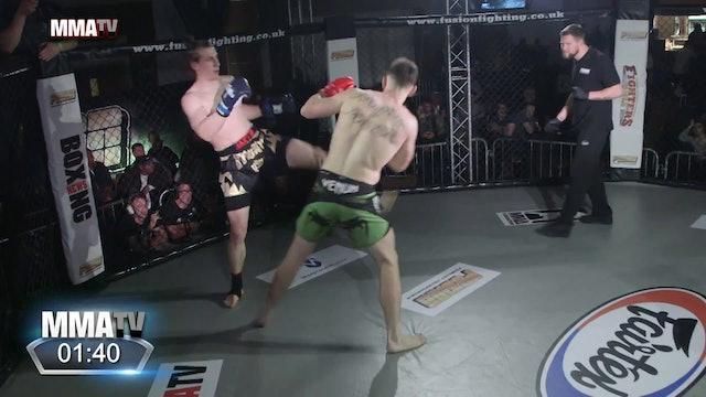 Jacob Doman VS Rhys Brudnell Fusion 22