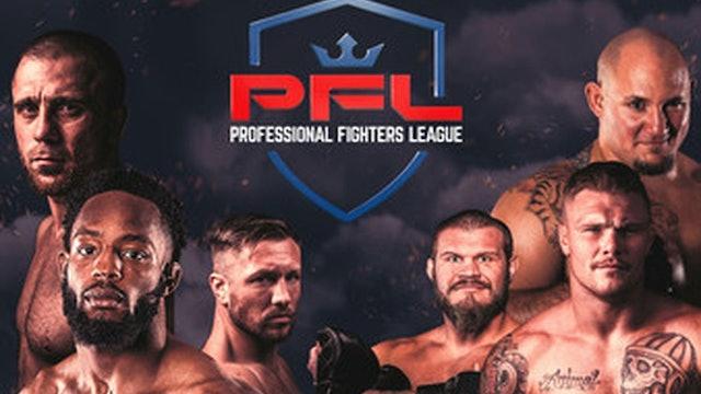 Full PFL MMA Season