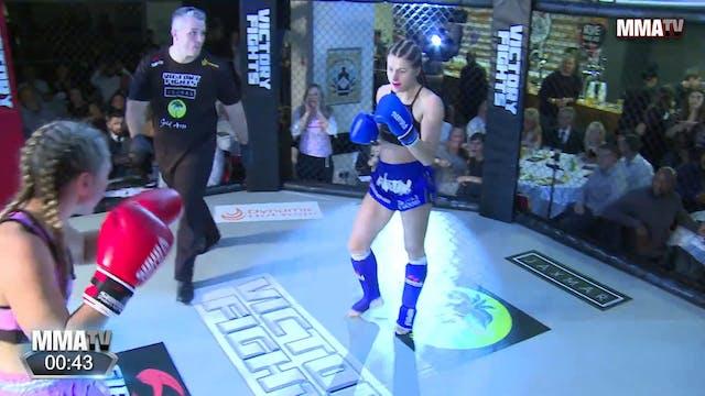 Kat Freeman vs. Lexi Rooks - Victory ...