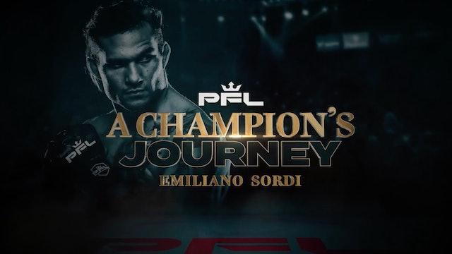 Pfl - A Champion'S Journey – Emiliano Sordi