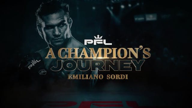 Pfl - A Champion'S Journey – Emiliano...