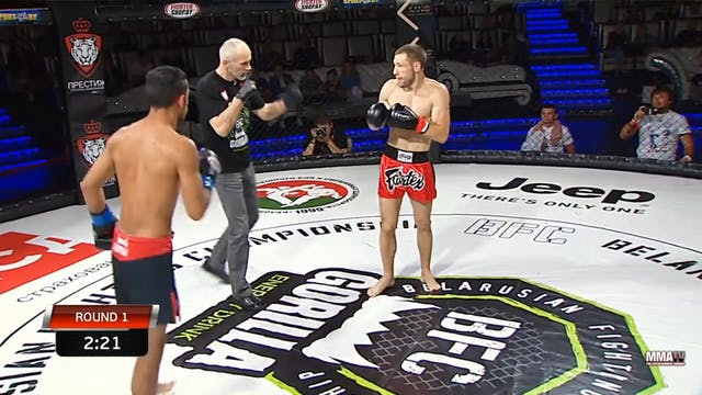 5 BFC 57 Artem Zhigyloy vs Djvid Rzae...