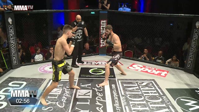 3 WCMMA 29 Will Drewitt vs Ricky Buggy