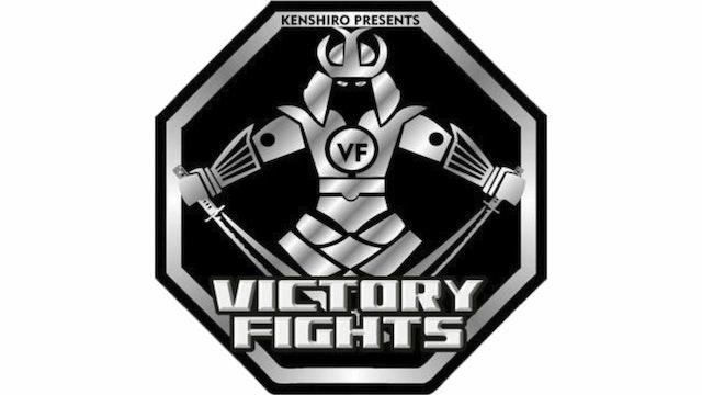 Adnan Bushashy VS Allejandro Perez Victory Fights - 3, Brighton Sussex
