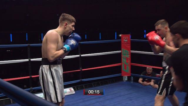 Fight 16: Charlie Fellows vs. Olli Bun