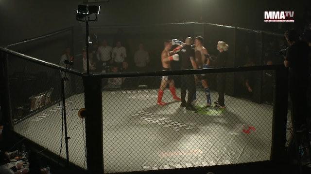 Arman Shojaian VS Seb Estrada Victory Fights - 3, Brighton Sussex