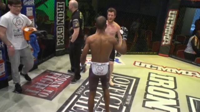 1 UCMMA 47 Adam Amarasinghe vs Lee Spiteri