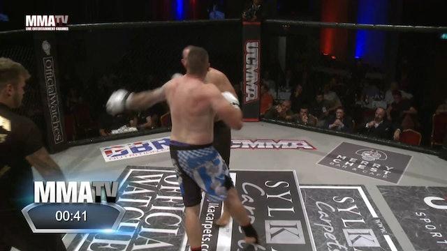 7 WCMMA 30 Kamil Kozinski vs Hristo Zahariev (Kickboxing or K1)