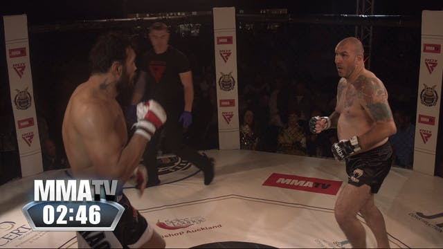 Tony Mustard vs Mindaugas Gerve Title...