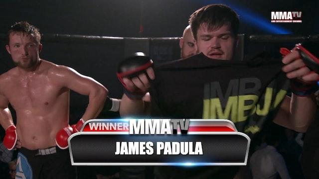 James Padula VS Rafal Kaminski Victory Fights - 3, Brighton Sussex