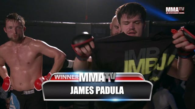 James Padula VS Rafal Kaminski Victor...