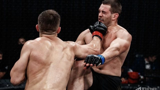 10 RCC 7 Dmitry Tebekin vs Mikhail Ra...