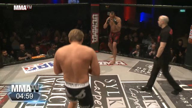 6 UCMMA 50 Mike Garrett vs Philip Red...