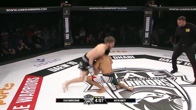 Elias Boudegzdame vs  Austin Arnett