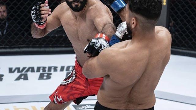 2 UAE Warriors Arabia A. Musali vs Ab...