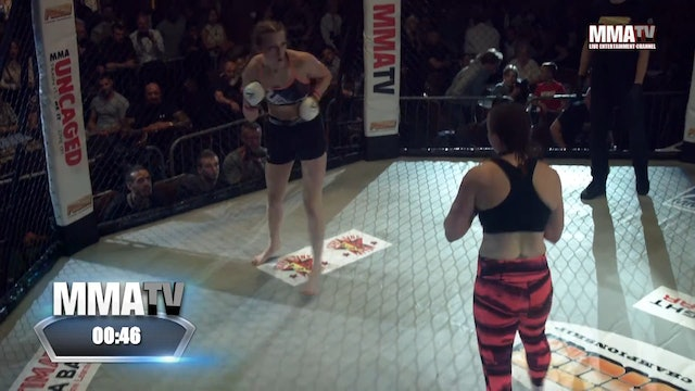 Louise Dempster vs Sarah Abbey Fusion 27