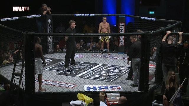 9 UCMMA 49 Eddie White-Overton vs Michael Mcavoy