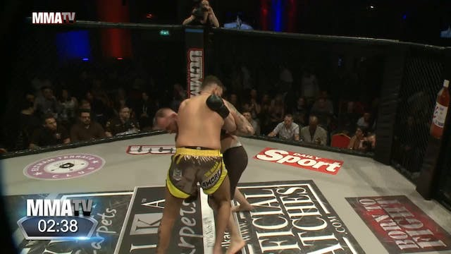 8 UCMMA 50 Beau West vs Constantin Ma...