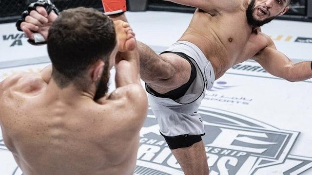 9 UAE Warriors Arabia Souhil Tahiri vs Omar Hussein