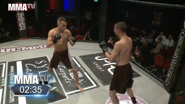 3 WCMMA 26 Ben Corcoran vs Liam Johnson