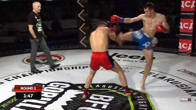 6 BFC 56 Denis Zeuv vs Dmitriy Filonchik