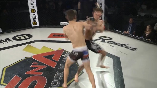 Shock n' Awe 22 O. Postins-Gower vs Ollie Southern