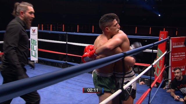 Fight 26: Saad Boumekhila vs. Andy Tu...