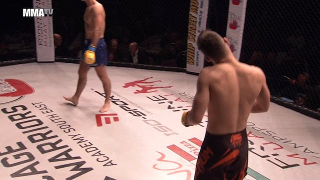 Cage Warriors Academy South East - Ph...