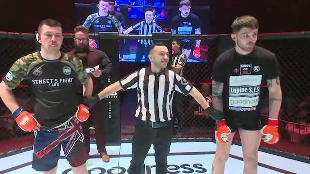 Dylan Evans vs Martin Paterson Probel...