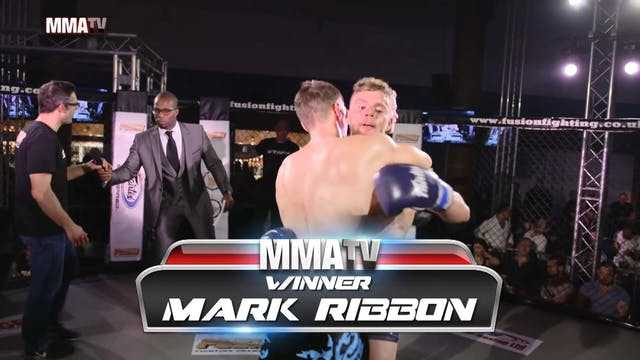 Mark Ribbon VS Russell Ferrari Fusion 22
