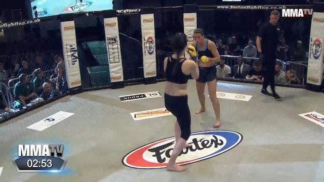 Megan Norman VS Bernise Aldis Fusion 25