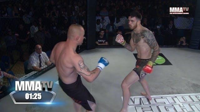 Steven Hill vs Ivan Golod -Victory Fi...