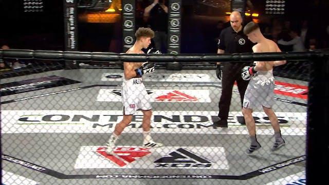 Ciaran Brannigonvs FarysRaia: Boxing