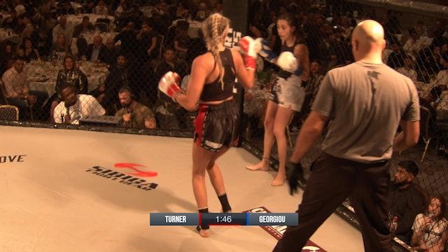 Lucy Turner VS Bunnie Georgiou