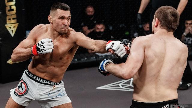 Russian Commentary 4 RCC 8 R. Mukhamedshin vs Artem Gruzdov