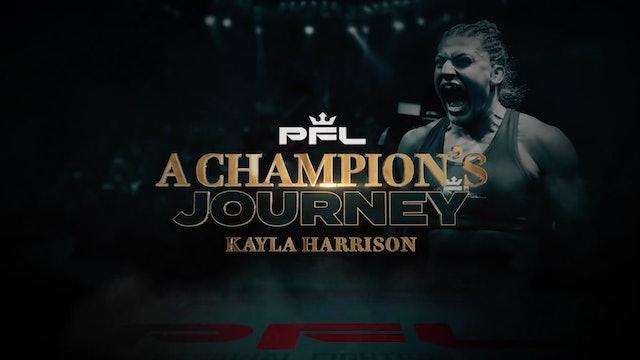 Pfl - A Champion'S Journey – Kayla Harrison