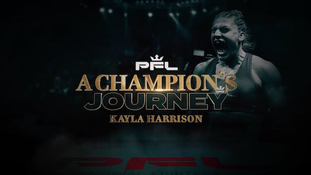 Pfl - A Champion'S Journey – Kayla Ha...