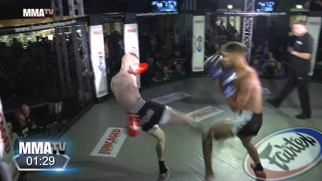 Jordan Powell VS Mathew Atkinson Fusi...