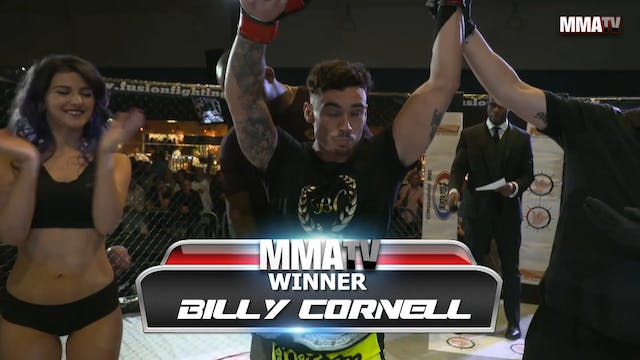 Will Cairns VS Billy Cornell Fusion 24
