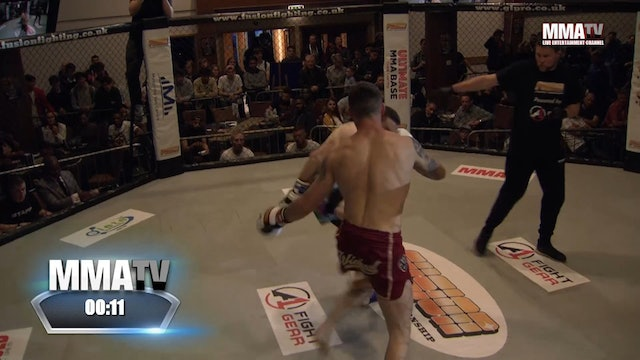 Harry Monaghan vs Ivan Shaw Fusion 27