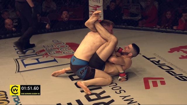 #CWSE23 O'Callaghan VS Possidente - 155lbs Amateur MMA Contest