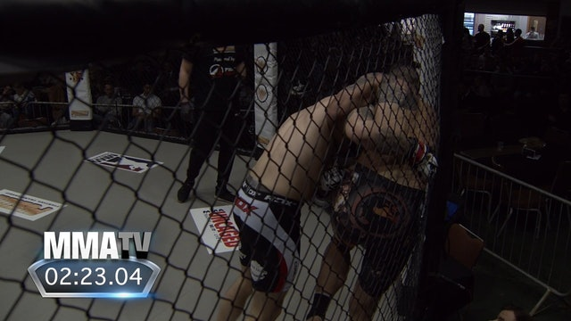 Fusion Fighting Championship 29: FIGHT 9 Iss Kurdi vs Quinnten De Vreught