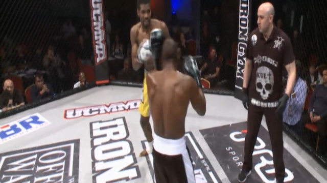10 WCMMA 25 Javase Remon vs Lawrence Brown k1